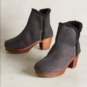 Miss Albright by Anthropologie clogs.